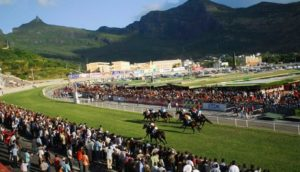 Champ de Mars Racecourse, Mauritius
